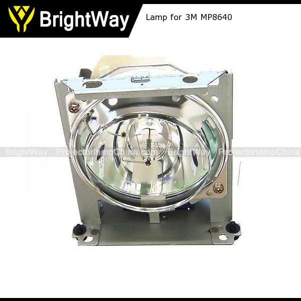 Projector lamp for 3M MP8640,bulb PN EP1760,78-6969-8461-2