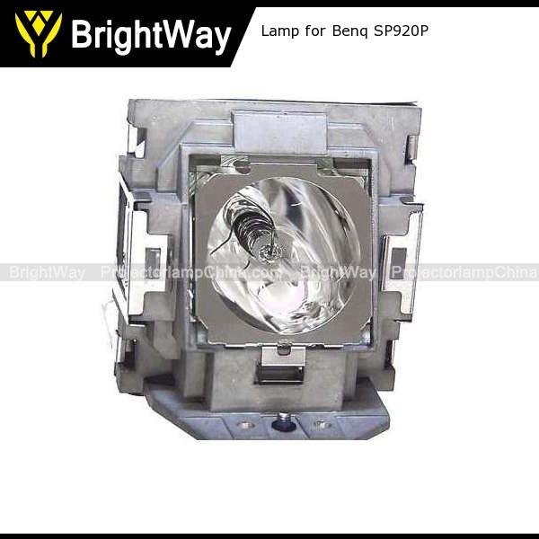 Projector Lamp For Benq Sp920p Bulb Pn 5j J2d05 001 260w