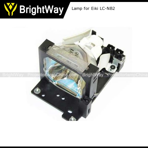Replacement Projector Lamp bulb for Eiki LC-NB2