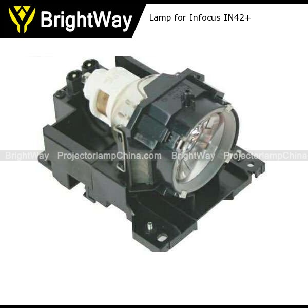 Replacement Projector Lamp bulb for Infocus IN42+
