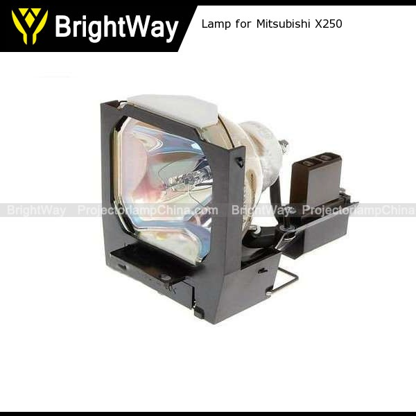 Projector Lamp For Mitsubishi X250 Bulb Pn Vlt X300lp Vlt