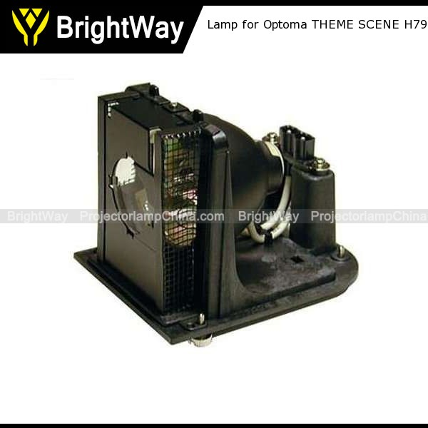 Replacement Projector Lamp bulb for Optoma THEME SCENE H79