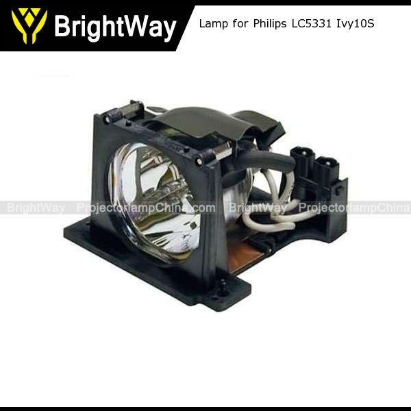 Replacement Projector Lamp bulb for Philips LC5331 Ivy10S