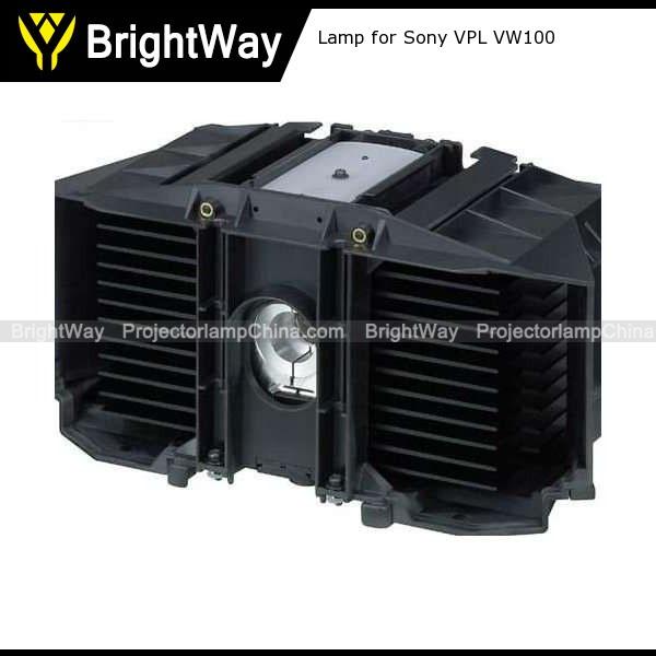 Projector Lamp For Sony Vpl Vw100 Bulb Pn Lmp H400 Lmp
